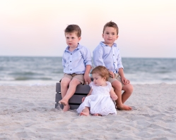 Family photographers in Clearwater Beach Florida
